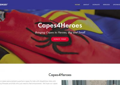 Capes4Heroes