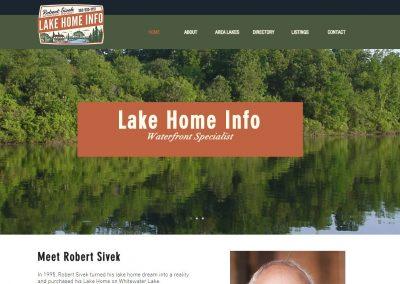 Lake Home Info