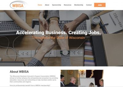 Wisconsin Business Innovators Support Association