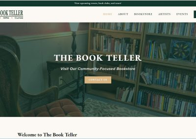 The Book Teller