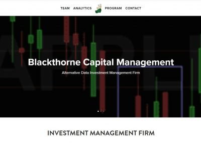 Blackthorne Capital Management
