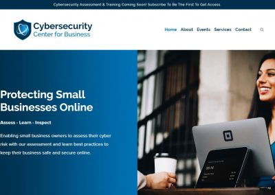 Cybersecurity Center for Business