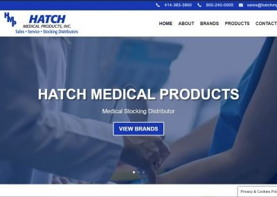 Hatch Medical Products