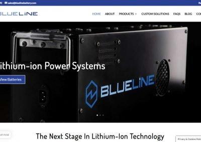 Blue Line Battery