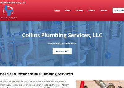 Collins Plumbing Services, LLC