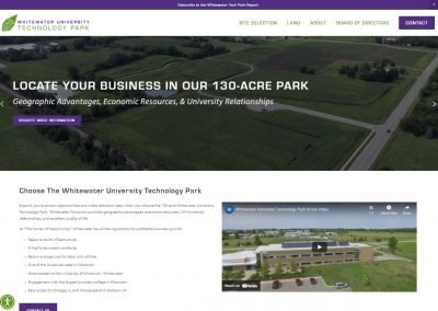 Whitewater University Technology Park